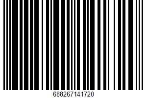 Ahold, Trail Mix UPC Bar Code UPC: 688267141720