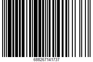 Ahold, Monster Trail Mix UPC Bar Code UPC: 688267141737