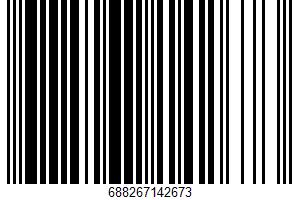 Ahold, Pumpkin Bread UPC Bar Code UPC: 688267142673