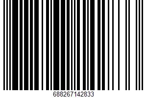 Ahold, Multigrain Artisan Rolls UPC Bar Code UPC: 688267142833