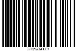Ahold, Original Baked Beans UPC Bar Code UPC: 688267143397