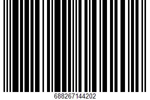 Ahold, Blueberries UPC Bar Code UPC: 688267144202