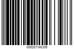 Ahold, Greek Nonfat Yogurt, Black Cherry UPC Bar Code UPC: 688267146398
