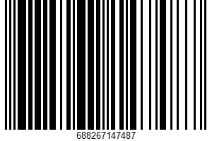 Ahold, Romaine Hearts UPC Bar Code UPC: 688267147487