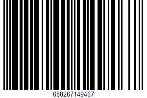 Ahold, Greek Nonfat Yogurt, Blueberry UPC Bar Code UPC: 688267149467