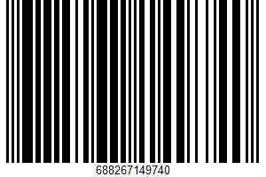 Ahold, Kids Nonfat Yogurt, Strawberry UPC Bar Code UPC: 688267149740