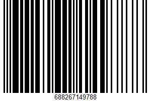 Ahold, Nature's Promise, Organic Fruit Twists UPC Bar Code UPC: 688267149788
