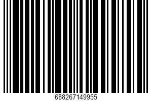 Ahold, Gummi Bunnies UPC Bar Code UPC: 688267149955