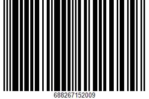 Giant, Roasted Salted Pistachios UPC Bar Code UPC: 688267152009