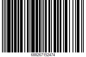 Ahold, Lentil Chips, Creamy Dill UPC Bar Code UPC: 688267152474