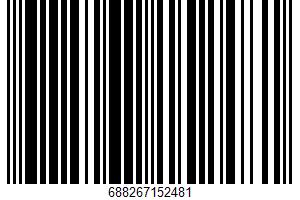 Ahold, Lentil Chips, Sea Salt UPC Bar Code UPC: 688267152481