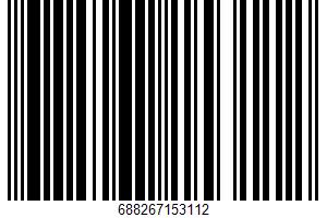 Ahold, Nature's Promise, Uncured Honey Ham UPC Bar Code UPC: 688267153112