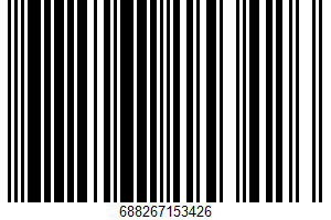 Ahold, Old Fashioned Oatmeal Cookies UPC Bar Code UPC: 688267153426