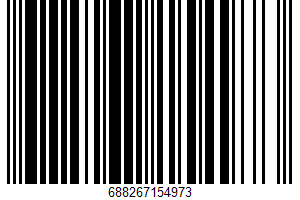 Ahold, Turkey Chili, With Beans UPC Bar Code UPC: 688267154973