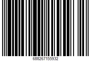Ahold, Garden Vegetable Bisque UPC Bar Code UPC: 688267155932