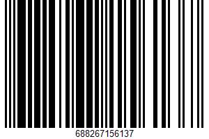 Ahold, Greek Nonfat Yogurt, Pumpkin UPC Bar Code UPC: 688267156137