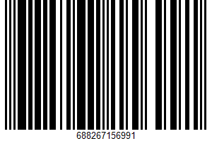 Ahold, Sugar Cookies, Peppermint UPC Bar Code UPC: 688267156991