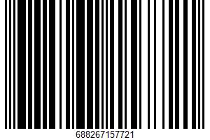 Ahold, Nature's Promise, Organic Balsamic Vinegar UPC Bar Code UPC: 688267157721
