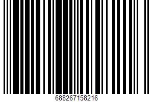Ahold, Heat & Eat Glazed Pecans UPC Bar Code UPC: 688267158216