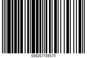 Chicken Poppers UPC Bar Code UPC: 688267158575