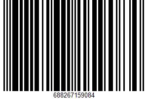 Ahold, Ginger Beer UPC Bar Code UPC: 688267159084