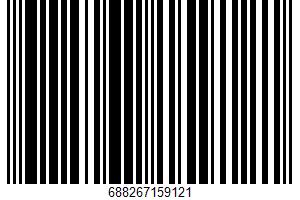 Ahold, Pluot Soda UPC Bar Code UPC: 688267159121