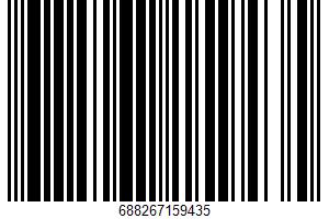 Ahold, Nature's Promise, Sesame Tahini UPC Bar Code UPC: 688267159435