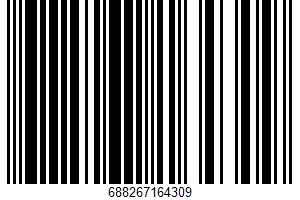 Ahold, Protein Granola Bars, Peanut Butter & Dark Chocolate Chips UPC Bar Code UPC: 688267164309