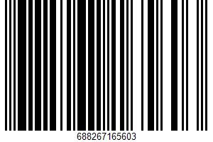 Ahold, Nature's Promise, Drink Enhancer, Strawberry Watermelon UPC Bar Code UPC: 688267165603