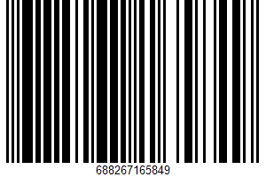Ahold, 100% Juice, Orange UPC Bar Code UPC: 688267165849