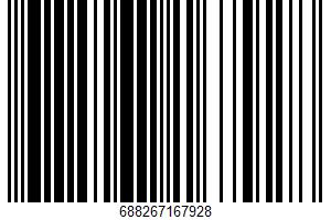 Ahold, Rippled Potato Chips, Jalapeno Queso UPC Bar Code UPC: 688267167928