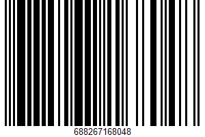 Ahold, Peanuts, Butter Toffee UPC Bar Code UPC: 688267168048