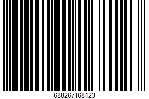 Ahold, Whole Cashews UPC Bar Code UPC: 688267168123