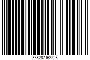 Ahold, Peanuts Dry Roasted UPC Bar Code UPC: 688267168208