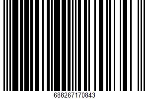 Ahold, Seltzer Water, Peach Mango UPC Bar Code UPC: 688267170843