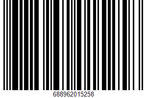 A Hot Meal Entree UPC Bar Code UPC: 688962015258