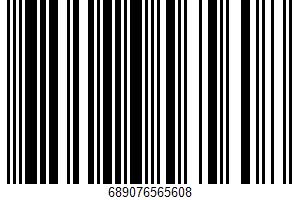 Ackee In Salt Water UPC Bar Code UPC: 689076565608