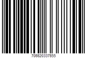 Aged Popcorn Chips UPC Bar Code UPC: 708820337855