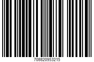 A Blend Of Roasted Peanuts, Raisins, Almonds & Cashews Trail Mix UPC Bar Code UPC: 708820953215