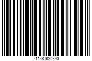 A Classic Fruit Spread Jam UPC Bar Code UPC: 711381020890