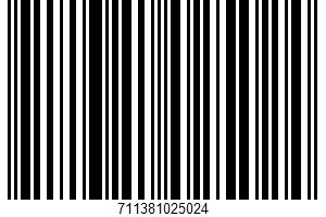 Aged Balsamic Vinegar UPC Bar Code UPC: 711381025024