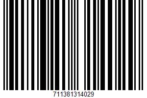 Aiali UPC Bar Code UPC: 711381314029