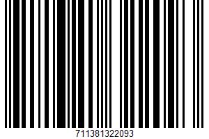 Aioli UPC Bar Code UPC: 711381322093