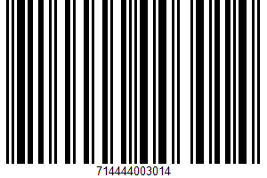 Ajenjo Wormwood UPC Bar Code UPC: 714444003014