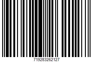 Albacore Tuna UPC Bar Code UPC: 719283262127