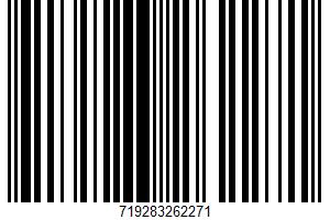 Albacore Tuna UPC Bar Code UPC: 719283262271