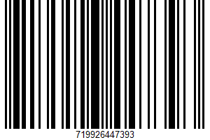 Baulder Cookie, Double Chocolate Chip Cookie UPC Bar Code UPC: 719926447393