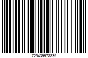 Dark Chocolate Mint UPC Bar Code UPC: 725439978835