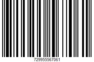 Ajo Garlic UPC Bar Code UPC: 729955567061