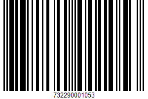 Adobo Alino UPC Bar Code UPC: 732290001053
